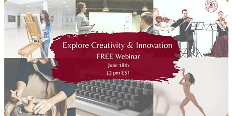Explore Creativity & Innovation tickets