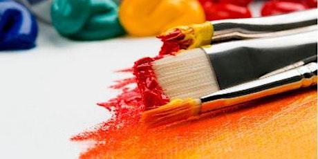 Kids Summer Art Workshop! tickets