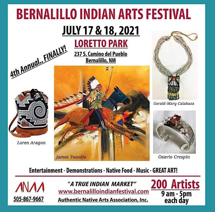Bernalillo Indian Arts Festival image