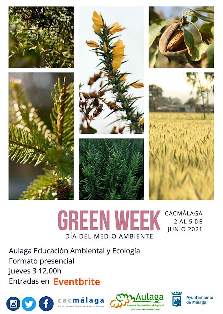 Imagen de Green Week - Conferencia Aulaga