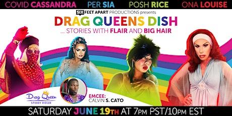 Drag Queens Dish tickets