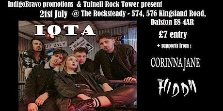Tufnell Rock Tower & IndigoBravo promotions present : Iota + supports tickets