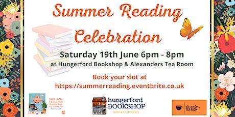 Summer Reading Celebration tickets