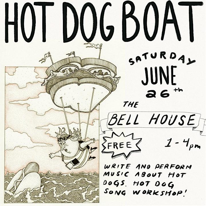 HOT DOG BOAT image