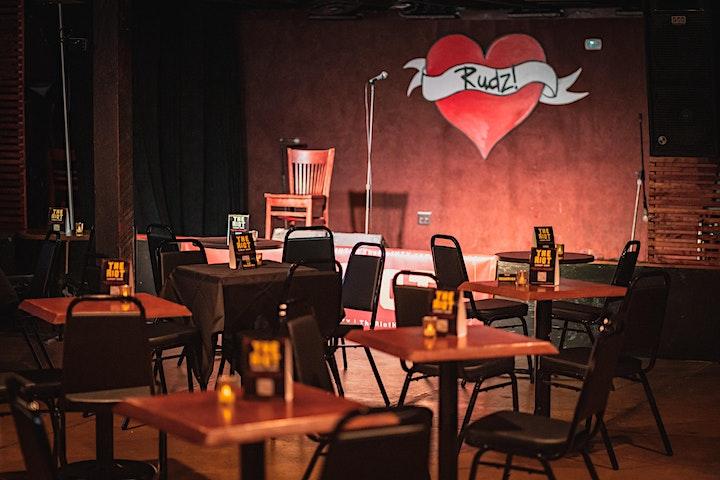 "The Riot Comedy Show presents ""Chicken & Tacos"" w/ Jessi Saldaña & Jeff Joe image"