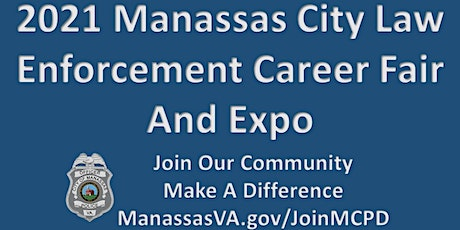 Manassas City Police Law Enforcement Career Fair and Expo tickets