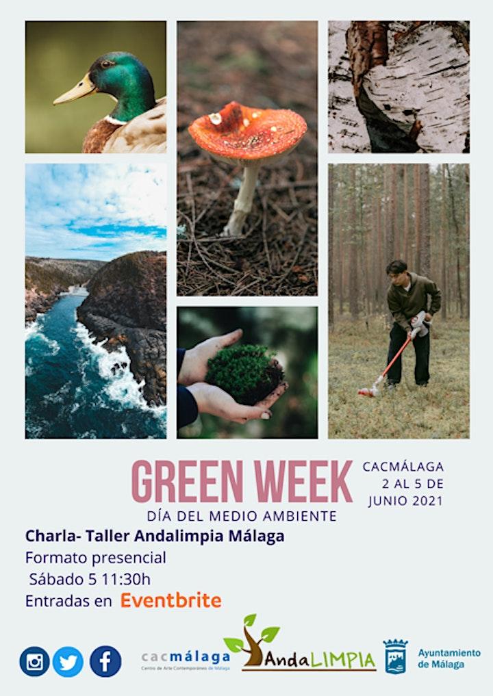 Imagen de Green Week - Conferencia AndaLimpia