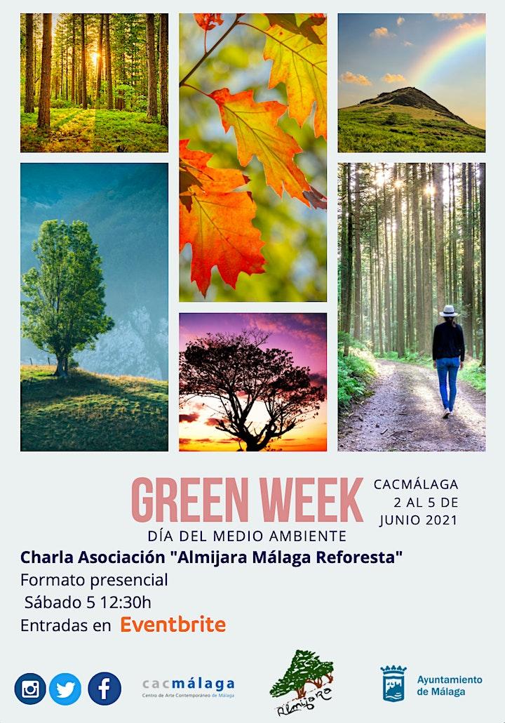 Imagen de Green Week - Conferencia Almijara
