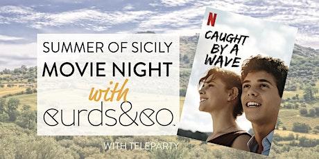 Sicilian Movie Night - Summer of Sicily Series biglietti