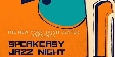 Speakeasy Jazz Night tickets