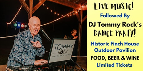 DJ Tommy Rock's Summer Nights Dance Parties PRESENTED by RADIANS, INC. tickets
