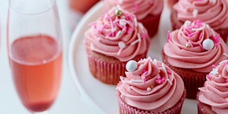 Cupcakes &  Rosé. Wine Tasting tickets