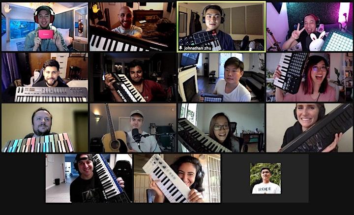 Hyperflow Music Workshop - 20 image