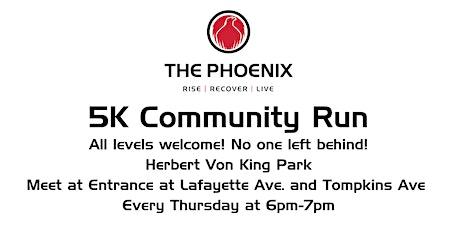 The Phoenix NYC - 5K Community Run tickets