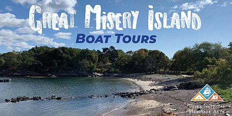 2021 Boat Tour to Misery Island tickets
