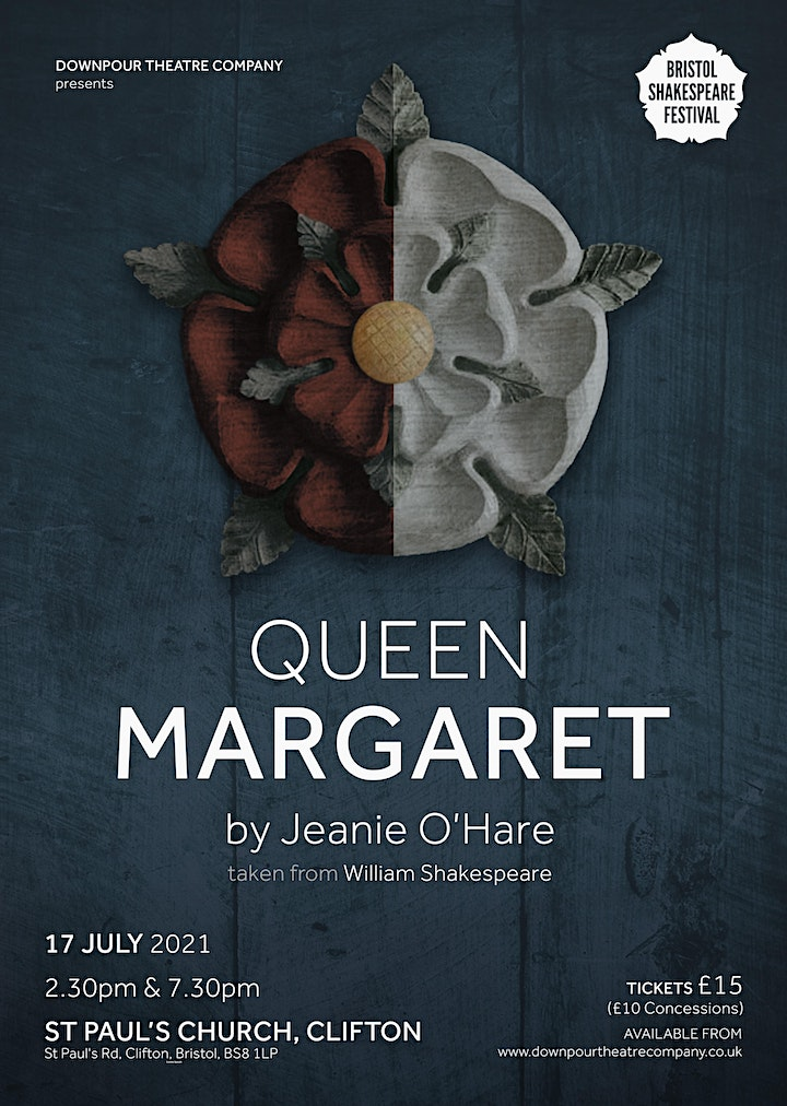 Queen Margaret with Downpour Theatre Company image