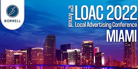 Borrell Miami LOAC 2022 tickets