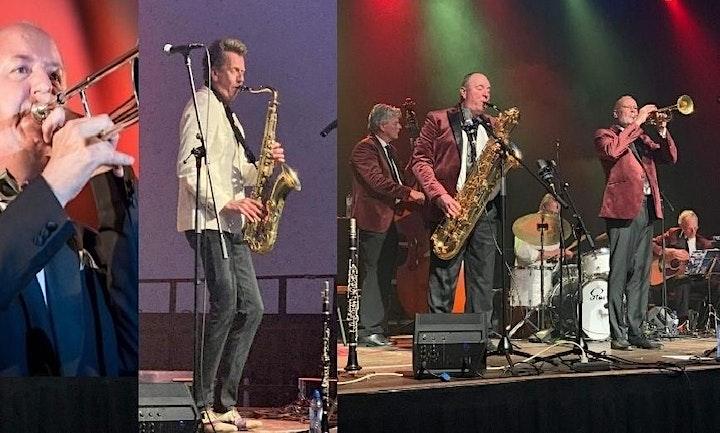 Afbeelding van Jammin' met de FBI Jazzband, Wouter Kiers en André Pet