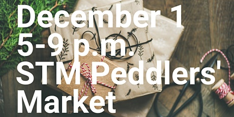 St. Thomas More Peddlers' Market tickets