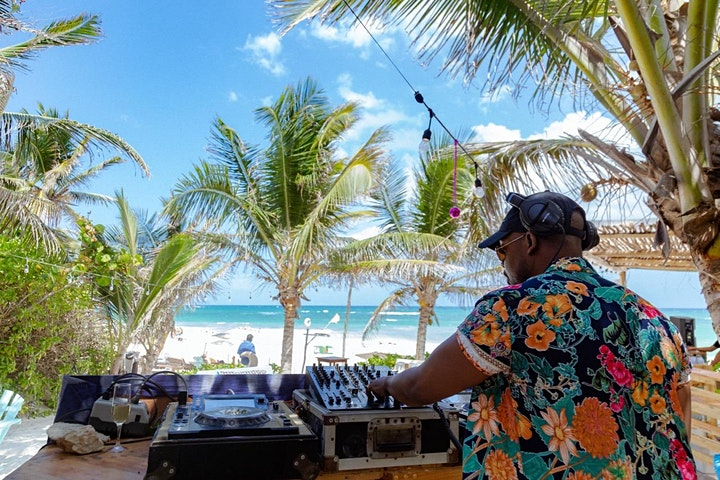 SHEED'S GROOVE ◌ FUNK HOUSE SOUL DISCO ◌ ONE TULUM UNDER A GROOVE image