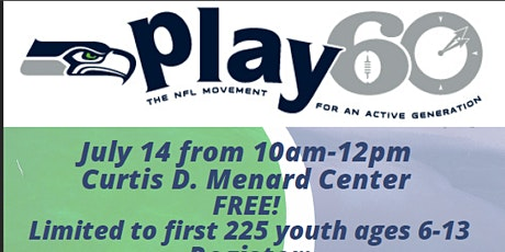 Play 60 2021 tickets
