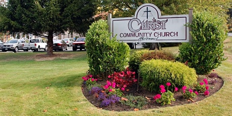 Christ Community Church In-Person Worship Service tickets