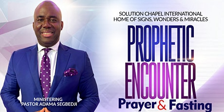 Prophetic Encounter tickets