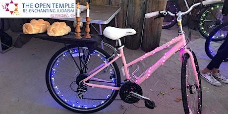 Bike Shabbat and Venice Electric Light Parade tickets