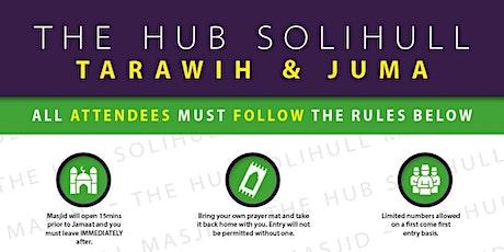 Jum'a Salah at The Hub tickets