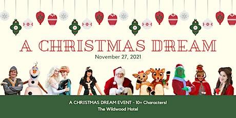 A Christmas Dream tickets