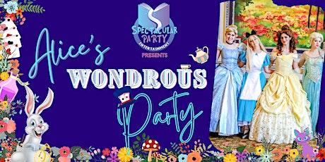 Alice's Wondrous Party tickets
