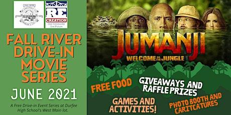 Kick Off to Summer Drive-In: Jumanji tickets