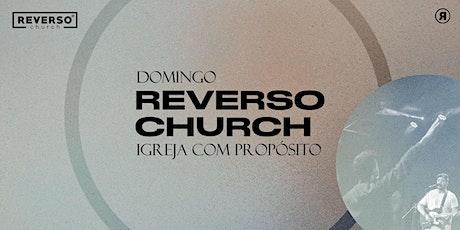 Reverso Church - Campinas - 27/06- 10h ingressos