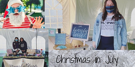 Christmas In July Market tickets