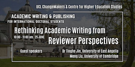 Rethinking  Academic Writing  From Reviewer Perspectives tickets