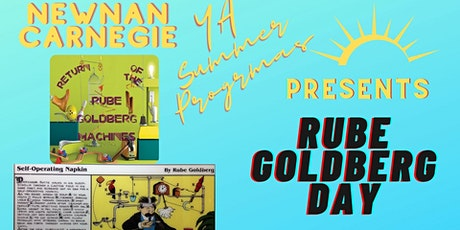 Rube Goldberg Day: A Newnan Carnegie YA program tickets