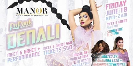 A Night with Denali - RuPaul's Drag Race Superstar tickets