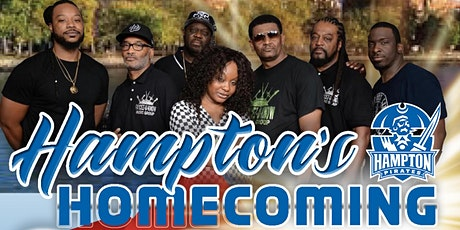 Hampton Homecoming Party 2021 tickets
