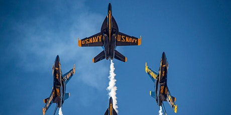 Blue Angels Appreciation Party featuring Unchained  - Tribute to Van Halen! tickets