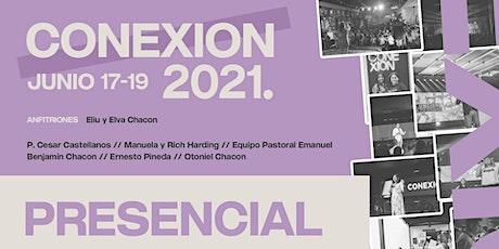 CONEXION 2021 tickets