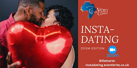 «INSTA-DATING»  ZOOM EDITION tickets