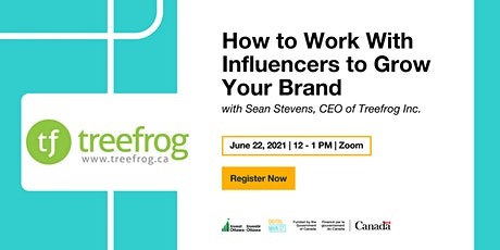 How to Work With Influencers to Grow Your Brand tickets