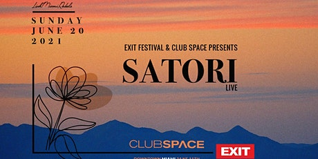 Satori  @ Club Space Miami tickets