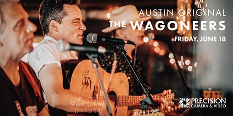 The Wagoneers at Precision Camera tickets