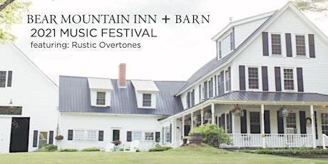 Rustic Overtones at Bear Mountain Inn + Barn (new ticket release) tickets