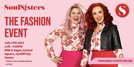 Exclusive Soul Sisters Fashion Event with Styling Sensation Luinluland tickets
