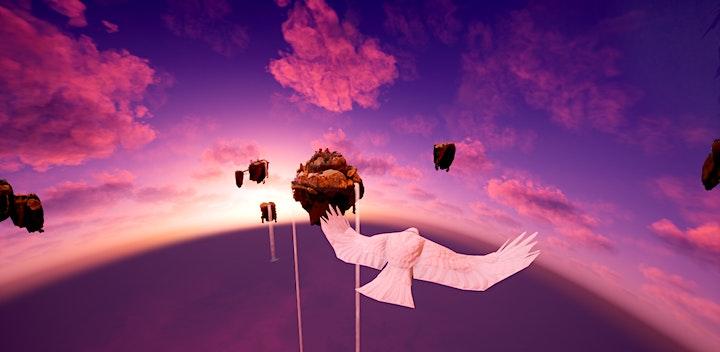 "Imagen de arg - Arias of Sky ""Interactive Experience"" - BLANCAh x MUSURE"