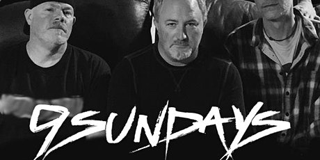 """9Sundays """"Face Down"""" CD Release Party tickets"""