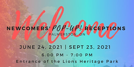 Newcomers' Welcome Reception - Palmerston tickets