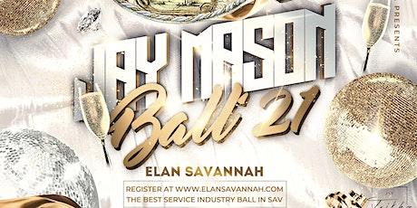 The Jay Mason Bartenders Ball '21 tickets